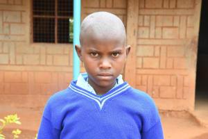 The Water Project: Migwani DEB Primary School Rain Tank -  Mawia M
