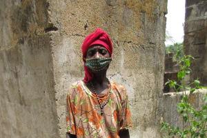 The Water Project: Kamasondo, Masinneh Village -  Aminata Sesay