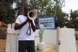 The Water Project: Lokomasama, Bompa Morie Village -  Almammy Sesay