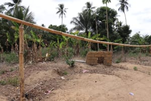 The Water Project: Kamasondo, Bross 1 -  Clothesline