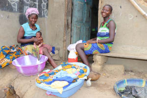 The Water Project: Kamasondo, Bross 1 -  Community Members