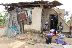 The Water Project: Kamasondo, Bross 1 -  Household