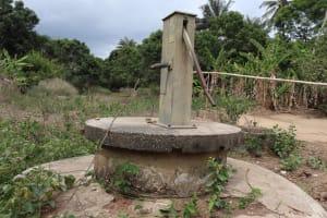 The Water Project: Kamasondo, Bross 1 -  Main Well
