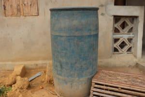 The Water Project: Kamasondo, Bross 1 -  Water Storage