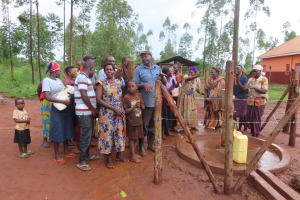 The Water Project: Marongo-Kahembe Community -  Celebration At The Well