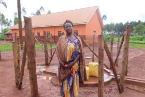 The Water Project: Marongo-Kahembe Community -  Hellen Bahigwomu