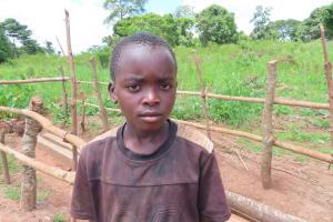 The Water Project: Rwenziramire Community -  Titus T