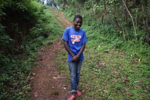 The Water Project: Harambee Community, Elijah Kwalanda Spring -  Elvin