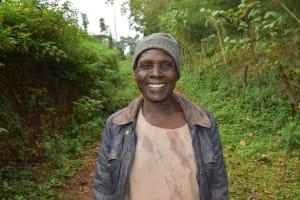 The Water Project: Harambee Community, Elijah Kwalanda Spring -  Selina Khakasa