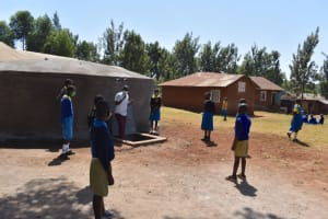 The Water Project: Kapkeruge Primary School -  Onsite Training