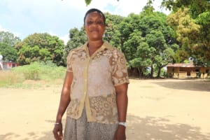 The Water Project: Lungi, Tardi, St. Monica's RC Primary School -