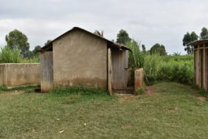 The Water Project: Ingavira Primary School -  Latrines And Urinal