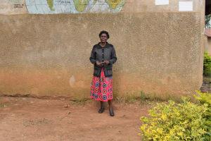 The Water Project: Ingavira Primary School -  Margaret Nambivi