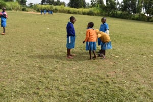 The Water Project: Ingavira Primary School -  Pupils Playing