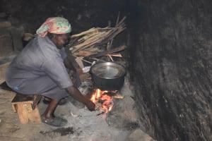 The Water Project: Ingavira Primary School -  Preparing Tea