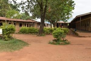 The Water Project: Ingavira Primary School -  School Classrooms