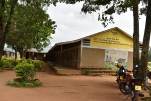 The Water Project: Ingavira Primary School -  School Compound