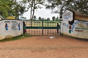 The Water Project: Ingavira Primary School -  School Gate