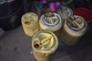 The Water Project: Ingavira Primary School -  Water Storage