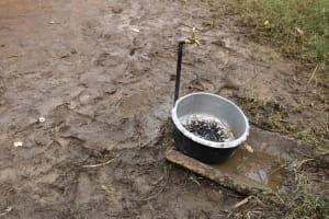 The Water Project: Ingavira Primary School -  Water Pipe