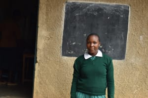 The Water Project: Mali Mali Primary School -  Christabel S
