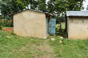 The Water Project: Mali Mali Primary School -  Latrines And Urinal
