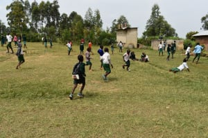 The Water Project: Mali Mali Primary School -  Pupils Playing