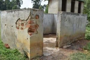 The Water Project: Mali Mali Primary School -  Urinal