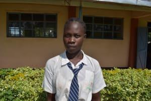 The Water Project: Sawawa Secondary School -  Latifa M