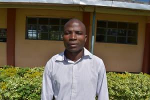 The Water Project: Sawawa Secondary School -  Mr Barasa Hazron