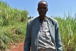 The Water Project: Lukala West Community, Luka Spring -  Nashon Martin Chairman