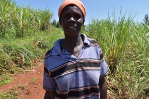 The Water Project: Lukala West Community, Luka Spring -  Roselyn Luka Treasurer