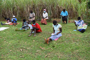 The Water Project: Lukala West Community, Angatia Spring -  Reading About Covid