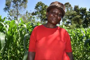 The Water Project: Lukala West Community, Angatia Spring -  Susy Benard Secretary