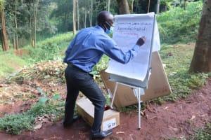 The Water Project: Shikoye Community, Kwa Witinga Spring -  Community Development Training