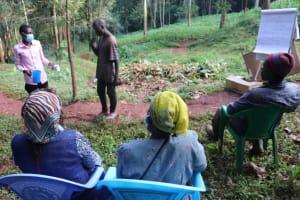 The Water Project: Shikoye Community, Kwa Witinga Spring -  Dental Practice