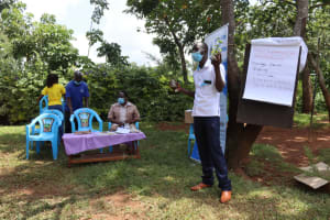 The Water Project: Shisasari Itumbu Community, Mathias Juma Spring -  Erick On The Importance Of Trees