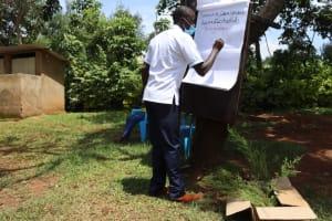 The Water Project: Shisasari Itumbu Community, Mathias Juma Spring -  Leading On Community Development