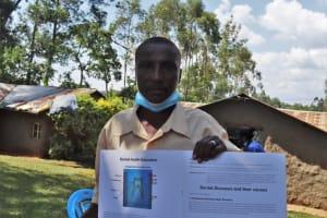 The Water Project: Shisasari Itumbu Community, Mathias Juma Spring -  Document On Dental Care
