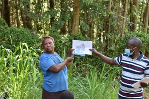 The Water Project: Bumira Community, Savai Spring -  Facilitator Training Using Charts