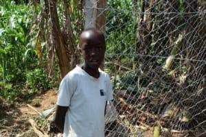 The Water Project: Shibikhwa Community, Musotsi Spring -  Brian S