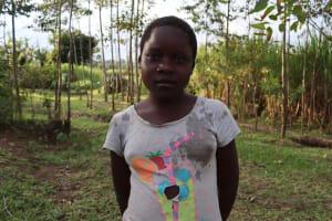 The Water Project: Shikokhwe Community, Mulika Spring -  Rose