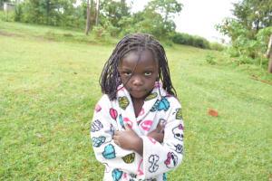 The Water Project: Mwera Community, Mukunga Spring -  Joy M