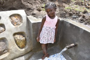 The Water Project: Mwera Community, Mukunga Spring -  Joy At The Waterjpg