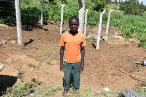 The Water Project: Sundulo B Community, Luvisia Spring -  Festus L