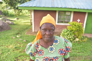 The Water Project: Sundulo B Community, Luvisia Spring -  Joyce Lukamasia