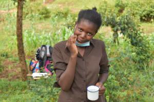 The Water Project: Shianda Community, Govet Lumbasi Spring -  Dental Hygiene Illustrations