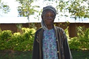 The Water Project: Shianda Community, Govet Lumbasi Spring -  Miriam Indasi