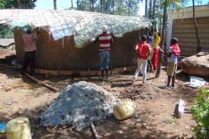 The Water Project: Kapsogoro Primary School -  Doom Setting Brc