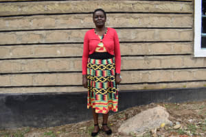The Water Project: Kapsogoro Primary School -  Gimayai Eunice